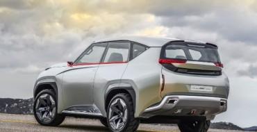 2016 Mitsubishi Outlander will Debut at New York International Auto Show