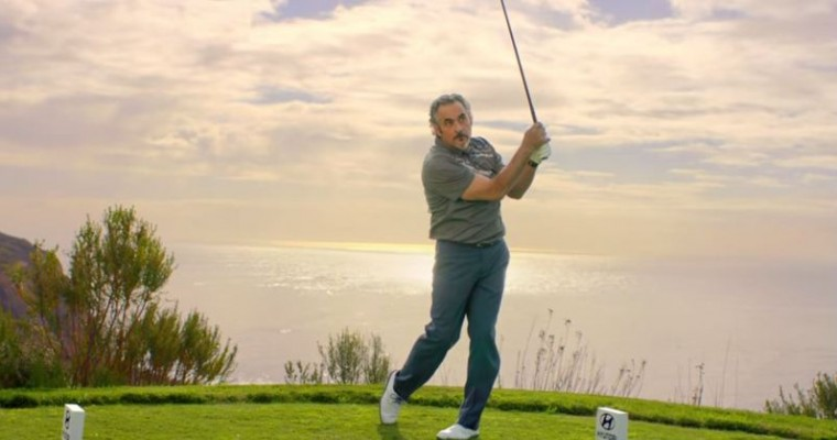 David Feherty Humorously Compares Golf to Hyundai Features