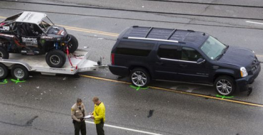 Jenner's Tragic Accident is Latest in Line of Incidents Involving Celebrities and Escalades