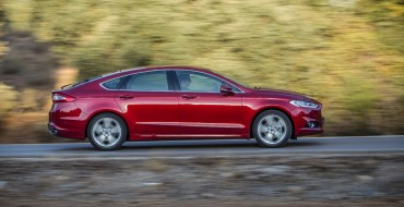 Ford Europe Sales Off to Fast Start in 2015
