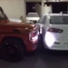 [VIDEO] Double-Parking Mitsubishi Lancer Gets Pushed By G63 AMG