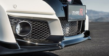 New Honda Civic Type R Photos and Info Revealed