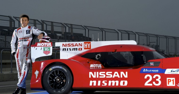 Two Nissan GT-R LM NISMO Drivers Got Their Start on PlayStation 3
