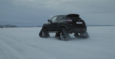 [VIDEO] Survive the Snowpocalypse in the Nissan Juke NISMO RSnow