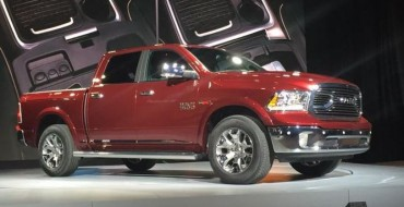 Ram Introduces New 2015 Ram Laramie Limited at Chicago Auto Show
