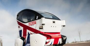 Driverless Car Testing Begins in the United Kingdom
