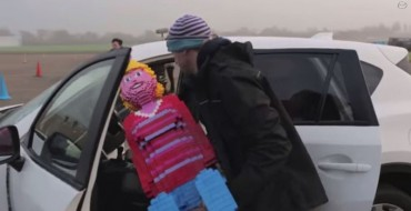 [VIDEO] Does This Building Blocks Family Fall Apart over the 2015 Mazda CX-5?