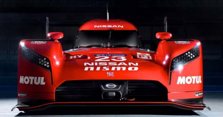Nissan GT-R LM NISMO Will Make Appearance at Chicago Auto Show