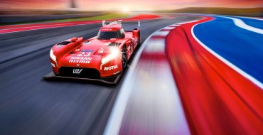 Nissan GT-R LM NISMO Revealed During Super Bowl XLIX