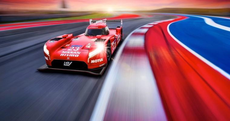 Nissan GT-R LM NISMO Revealed During Super Bowl XLIX