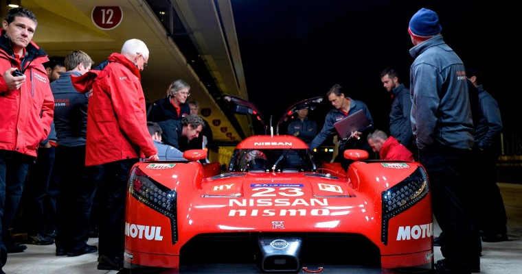 Marc Gene will Pilot the Nissan GT-R LM NISMO