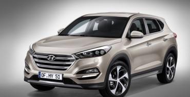 Revealed! Revamped 2016 Hyundai Tucson Debuts Ahead of Geneva