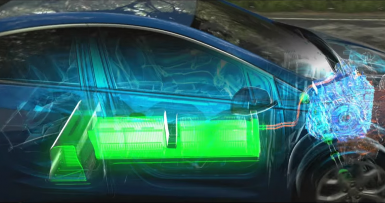Watch the First 2016 Chevy Volt Commercial