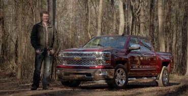Dale Earnhardt Jr. Talks Family Legacy in New Silverado Ad