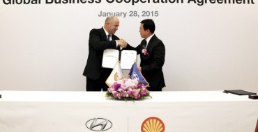 Shell Partnership Extended as Hyundai's Exclusive Oil Supplier