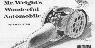 Frank Lloyd Wright's Hot Rod Revealed