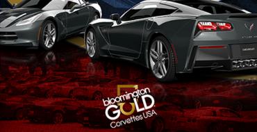 Register for the 2015 Bloomington Gold Corvette Show