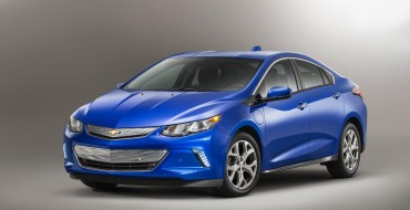 GM Donates 2016 Chevy Volt to <em>FIRST</em> to Further STEM Education