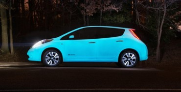 Nissan LEAF Batteries Get a New Life…as Batteries