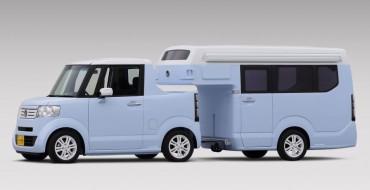 Honda N-TRUCK/N-CAMP is Totes Adorable