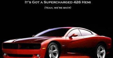 Leaked 2017 Dodge Charger Photo Is Probably Fake