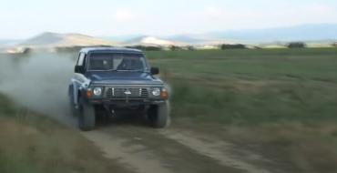 [VIDEO] This Skyline-Powered Nissan Patrol is the Best Engine Swap
