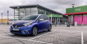 Nissan Note N-TEC Limited Edition Now Available in Europe