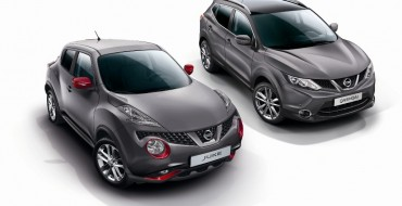 France Gets Design Edition Nissan Juke and Qashqai