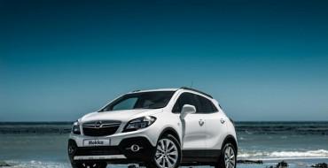 Opel Mokka Debuts in South Africa