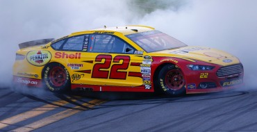 Joey Logano Wins 2015 Daytona 500