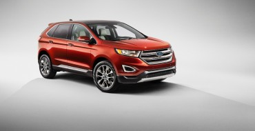 Ford of Canada Starts 2016 Off with Big January Sales