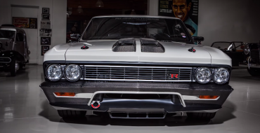 Jay Leno Drives the 1966 Chevrolet Chevelle Recoil
