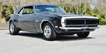 1968 Chevy Camaro worth $45,000 Stolen from Florida Dealership