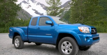 [VIDEO] Toyota Tacoma Driver Survives Potentially Deadly Crash in Boston