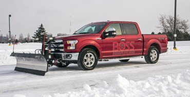 F-150 Named Official Winter Vehicle of New England (in May)