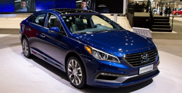America's Family Car: 2015 Hyundai Sonata Earns <i>US News</i> Award