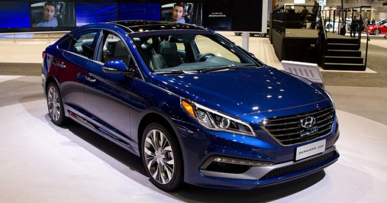 America's Family Car: 2015 Hyundai Sonata Earns <i>US News</i> Award