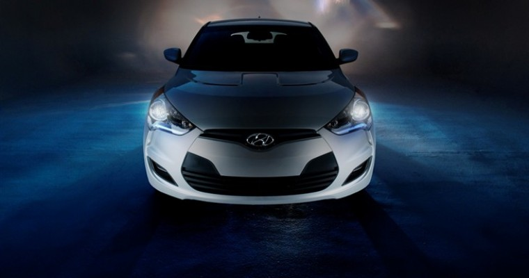 Vincentric Names Hyundai Veloster Best Value in America for Third Consecutive Year