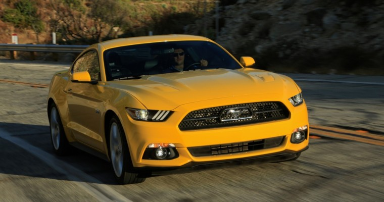 2015 Ford Mustang GT Overview
