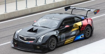 Cadillac ATS-V.R Set for First Race at Circuit of the Americas