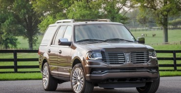Lincoln Sales Up 3.7% Thanks to Navigator, MKC
