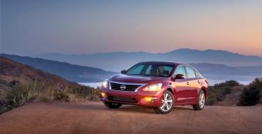 """KBB.com Names Nissan Altima in """"10 Best Sedans Under $25,000"""""""