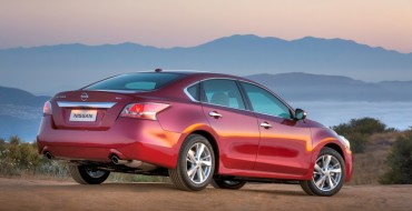 Nissan Recalls 625,000 Altima Sedans for Hood Latch Issue