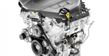 Cadillac's 3.6-Liter V6 Named One of Ward's 10 Best Engines