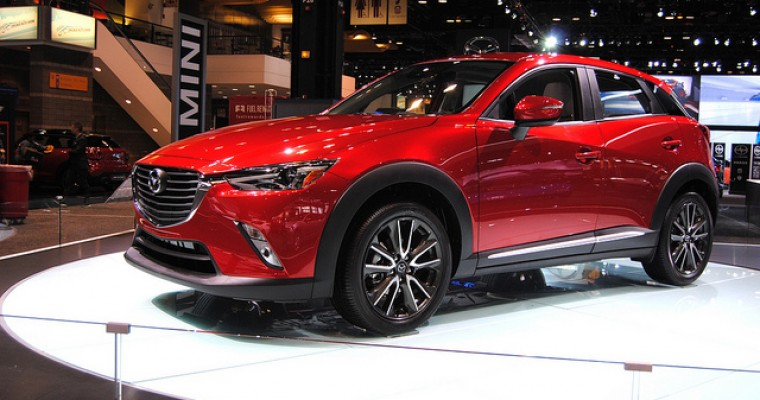 Why Is Japan Only Receiving a Diesel Engine for the 2016 Mazda CX-3?