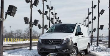 [PHOTOS] 2016 Mercedes-Benz Metris Van Slated for October 2015 Release