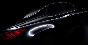 All-New 2016 Lexus RX Will Debut in New York