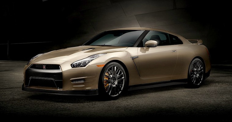 2016 Nissan GT-R Prices Revealed, Same as Last Year