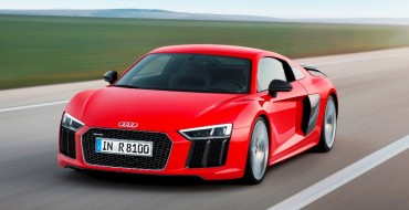 Audi Reveals the Brand New 2017 R8