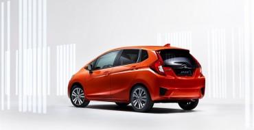 2015 Honda Jazz Revealed Ahead of Geneva Motor Show